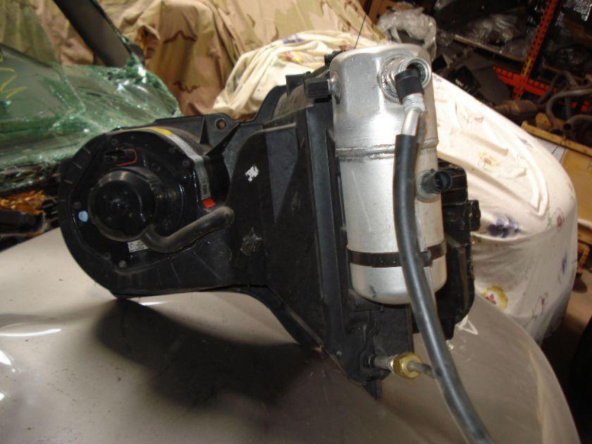 AC AIR BLOWER EVAPORATOR BOX CHEVY S10 TRUCK SONOMA BLAZER JIMMY