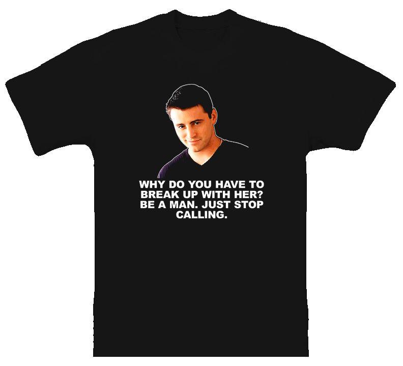 Joey Tribbiani Quote TV Show Friends T Shirt