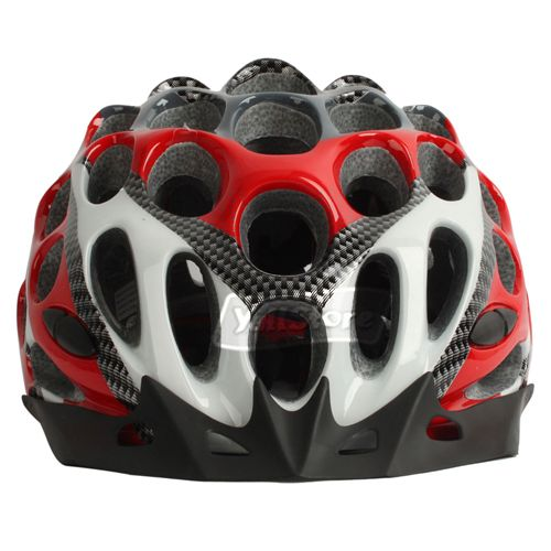 brandnew new 41 Holes Bicycle bike cycle Honeycomb Helmet Red