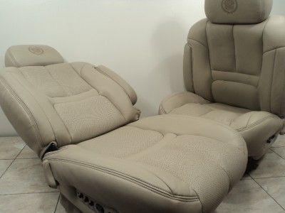 CADILLAC ESCALADE CHEVY TAHOE YUKON HEATED FRONT SEATS