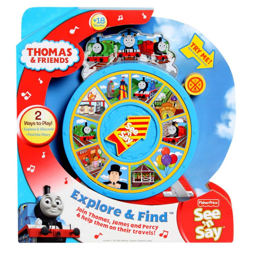 Thomas the Tank Engine TM is a friend to kids all over the world! Stories about Thomas and his pals on Sodor teach kids about problem solving and their emotions, while building tracks and playing with trains helps them develop coordination and motor skills.