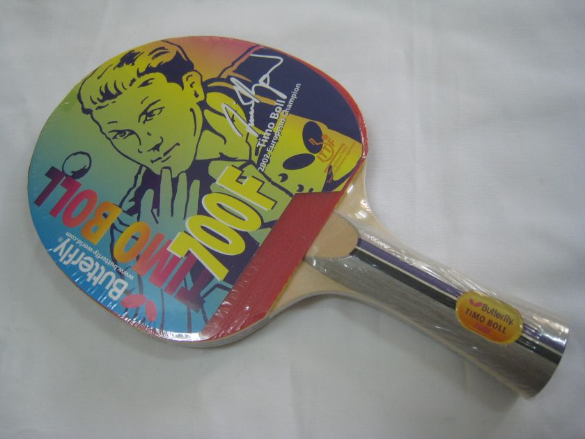 Butterfly Timo Boll 700F Table Tennis Blade/Paddle